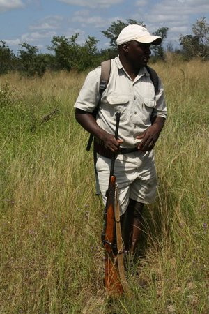 Jock Safari Lodge : Jacob our Ranger