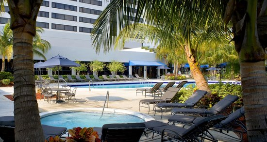Sheraton Fort Lauderdale Airport & Cruise Port: Pool