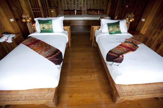 Santhiya Koh Phangan Resort & Spa : Kids bedroom