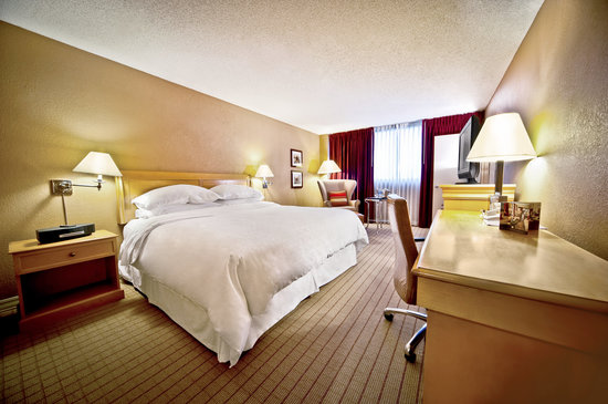 Sheraton Fort Lauderdale Airport & Cruise Port: Suite Bedroom
