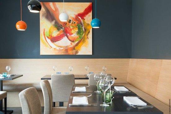 Auderghem, Bélgica: Sesame restaurant