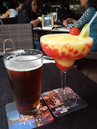 Hard Rock Cafe : Drinks
