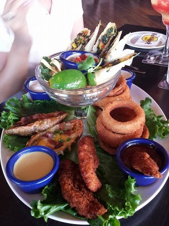 Hard Rock Cafe : Sampler