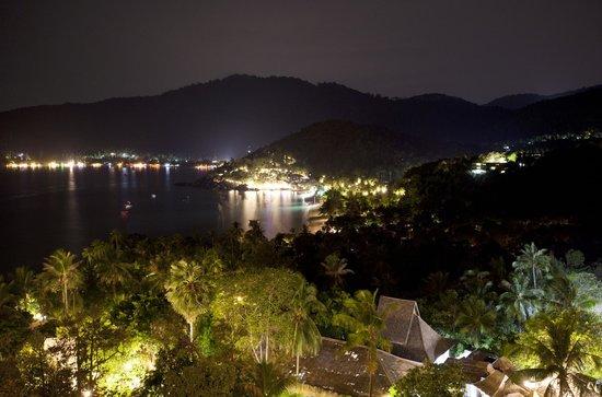 Santhiya Koh Phangan Resort & Spa: View bungalow