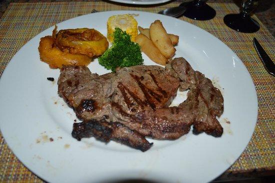 Hotel Riu Lupita: steakhouse