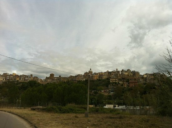 Panorama di Piazza Armerina