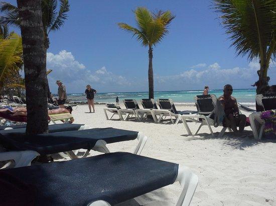 Barcelo Maya Beach: plaża