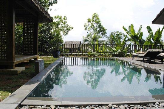 Vedana Lagoon Resort & Spa : The Villa Pool