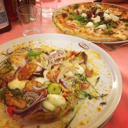 Ristorante Pizzeria Cornaro: La fantastica Picasso in primo piano!