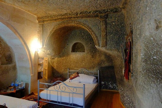 Elif Star Caves: Our room number 3