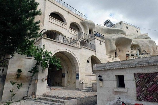 Elif Star Caves: The hotel