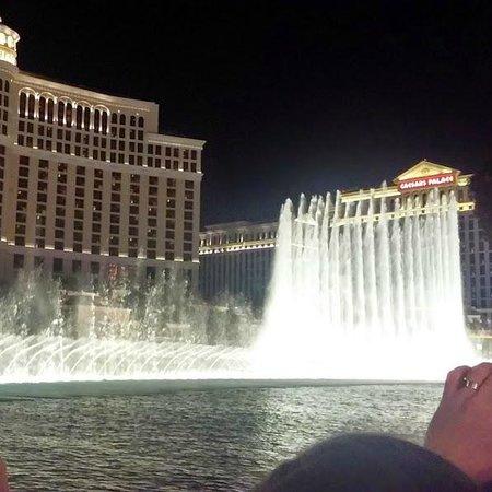 Monte Carlo Resort & Casino : Bellagio Fountain