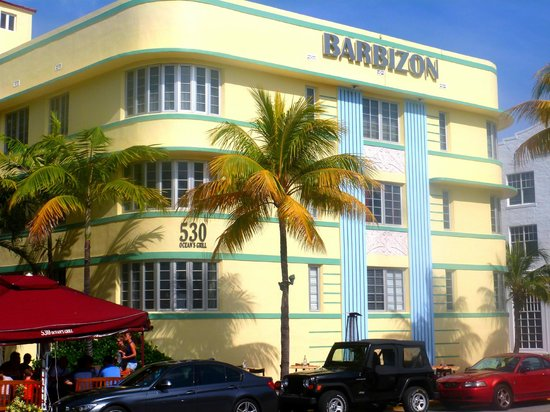 The Barbizon Ocean Drive South Beach Miami