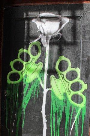 Chinatown: grafite