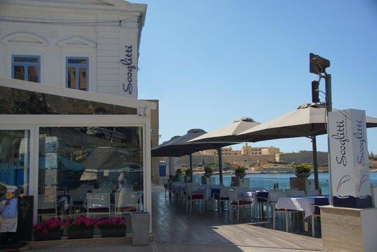 Scoglitti Restaurant: widok ogólny