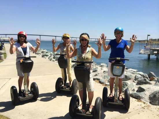 We Love Tourists: Segway Birthday Bash
