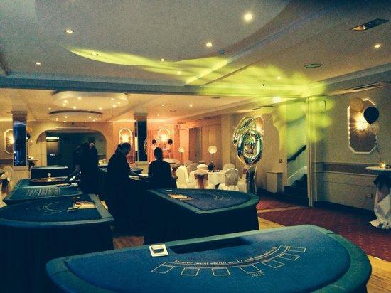 Oranmore Lodge Hotel: Super party night