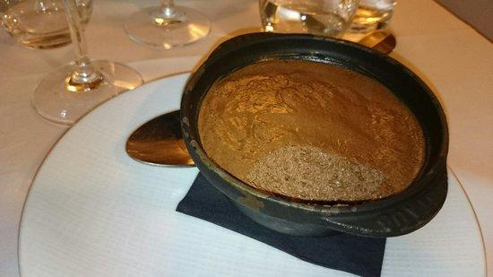 Le Bibent : Mousse au chocolat façon Roseline