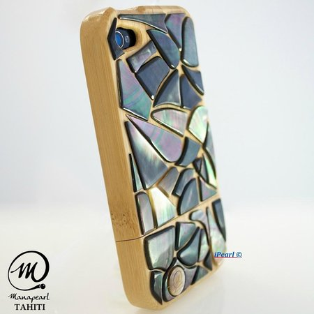 Manapearl Tahiti: iPearl Cover for iPhone 4/4S