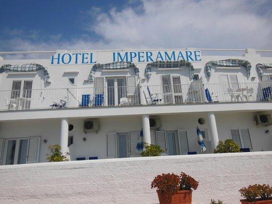 Hotel Imperamare: Hotel