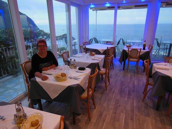 Hotel Imperamare : Essen