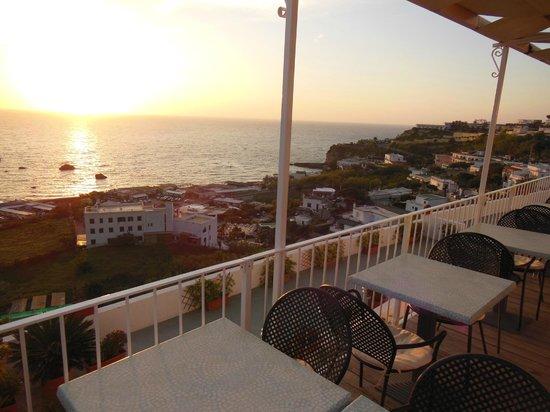 Hotel Imperamare : Aussicht
