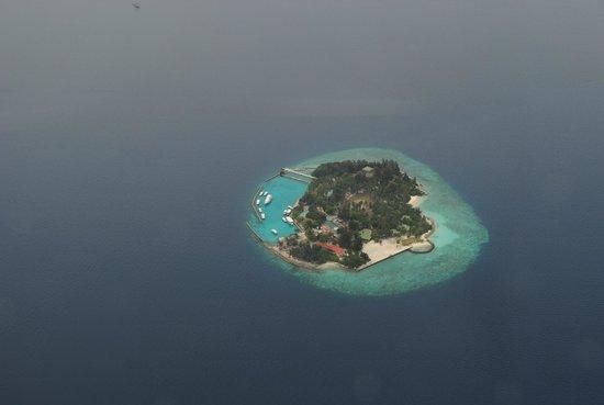 Adaaran Select Hudhuranfushi: Там таких сотни