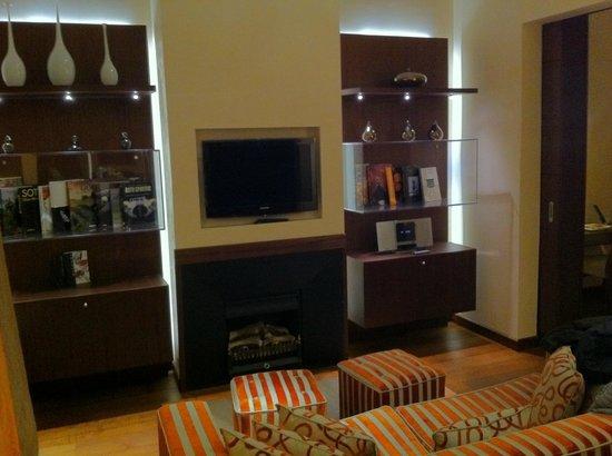 Domux Home Ricasoli: soggiorno