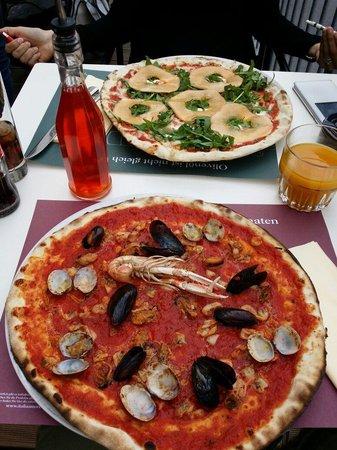 Die Pizzerei: Must try ramin ramin pizza