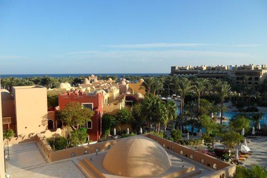 The Makadi Palace Hotel: udsigt fra suiten