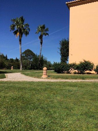 Vila Monte Farm House : Parc