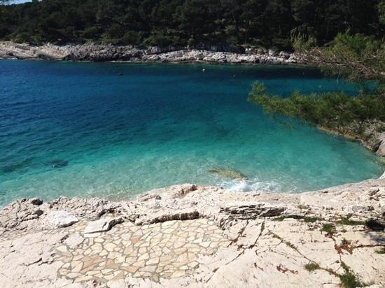 Family Hotel Vespera: blågrönt vatten