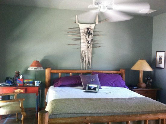 Casa Ocotillo: one of the many individually decorated rooms