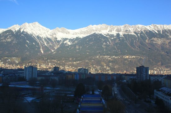 Ramada Innsbruck Tivoli : il buongiorno si vede dal mattino...anzi, dal risveglio!