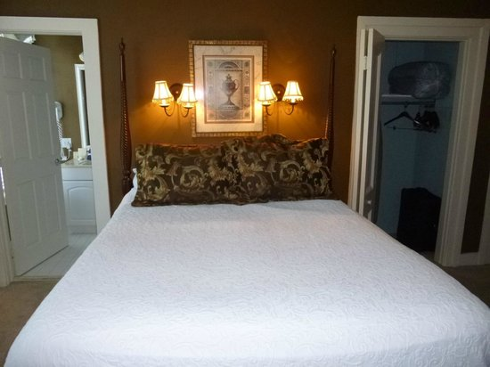 Savannah Bed & Breakfast Inn: Egyptian Room