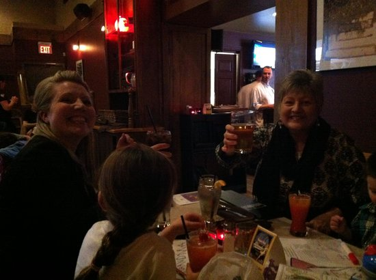 Syndicate Restaurant and Brewery: Happy to be here