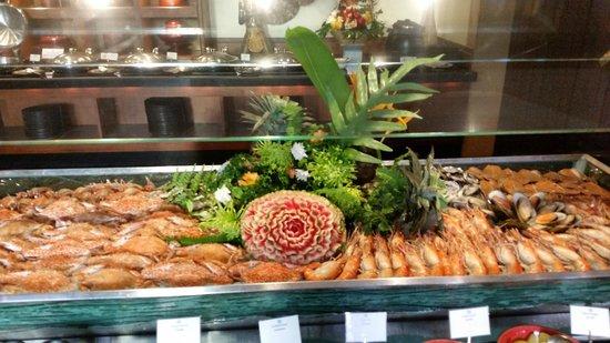 InterContinental Pattaya Resort: Seafood Buffet
