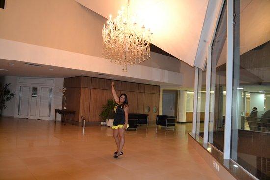 Recanto Cataratas Thermas Resort & Convention: O hotel