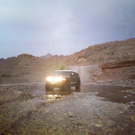 Hatta Rock Pools: My rig