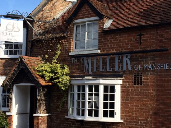 Miller of Mansfield: Our new signage