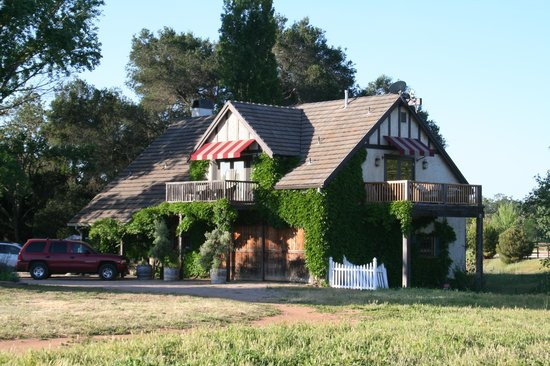 Orchard Hill Farm Bed & Breakfast : Carriage House