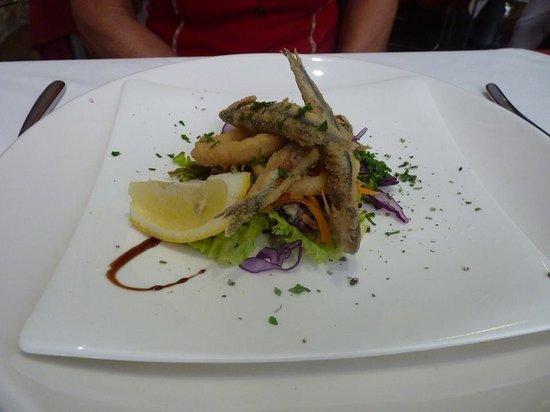 L'Atelier: fish starter