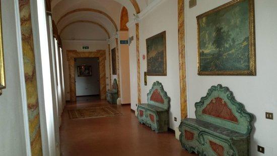 Hotel Villa Montegranelli: Corridoio