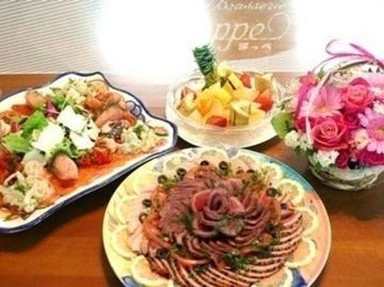 ほっぺ ブラッスリー 【ブラッスリー ほっぺ】懐かしいナポリタンが食べられる洋食屋さん