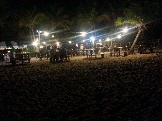 Galley Bay Resort : Beach BBQ