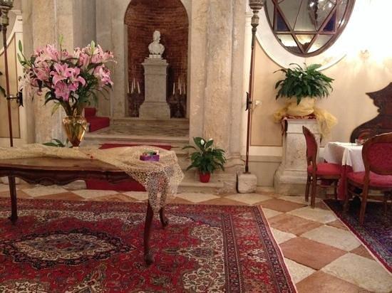 Hotel Palazzo Abadessa : zala