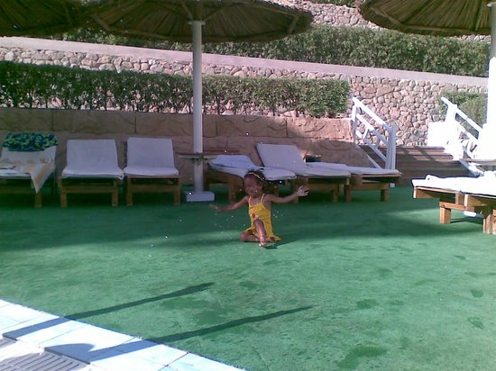 Tropicana Rosetta & Jasmine Club: حمام السباحه