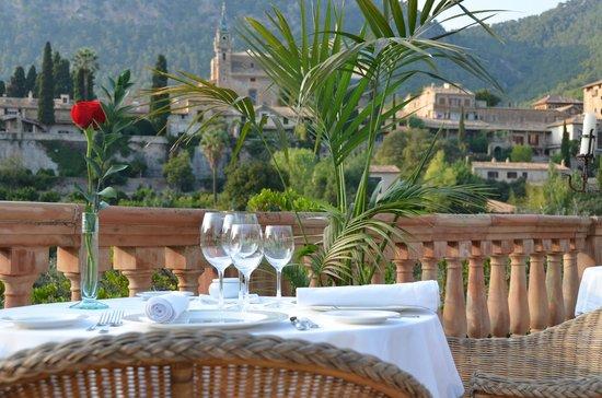 Valldemossa Hotel: Lovely ambience