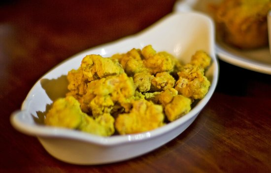 Indian Melody: Cashew nuts Pakora