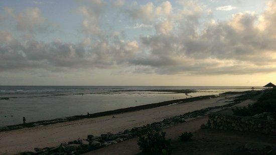 Seminyak Beach: Пляж